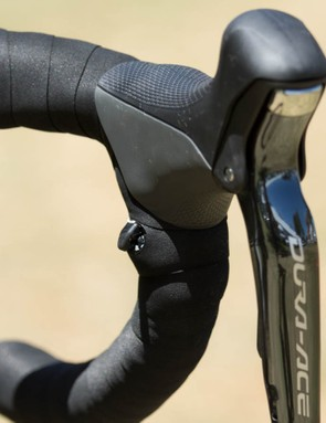Sprint shifters feature for rear shifting control from the drops