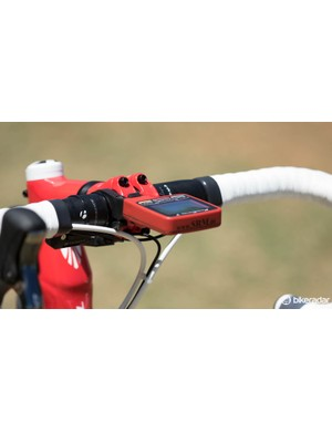 SRM's Power Control 7 unit is certainly still king in the peloton