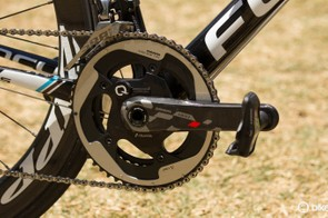 Ag2Rr-La Mondiale is now the only men's WorldTour team on SRAM groupsets, and with this, Quarq power meters