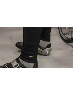 The ankle zips mean they're easy to get on an off – especially useful when you're cold and wet