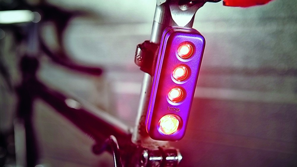 Knog Blinder Road R rear light