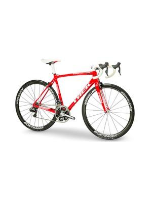 The Emonda is Trek's ultra-light climbing bike