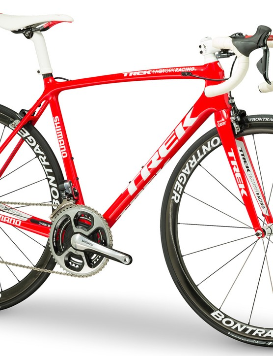 The Emonda is Trek's ultra-light climbing bike