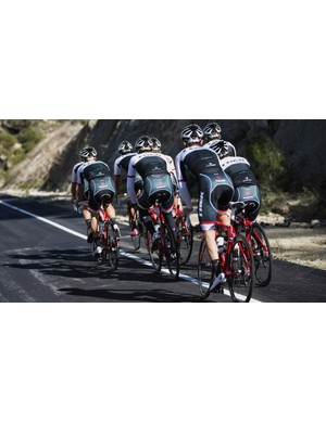 The team should be easy to spot in the pelotons of this year's Grand Tours
