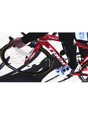 Consumers can also get their hands on the same spec and liveries thanks to Trek's Project One custom system