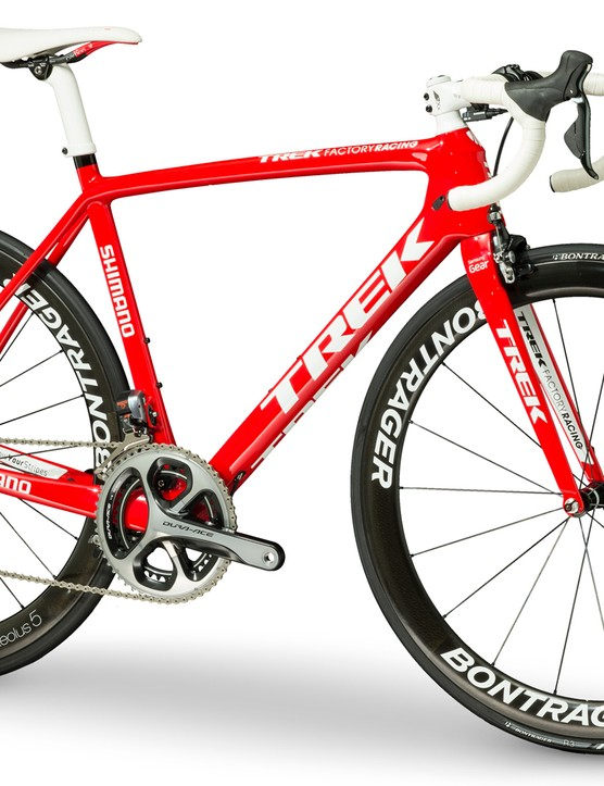 The Madone is one of the best known road bike names in the business