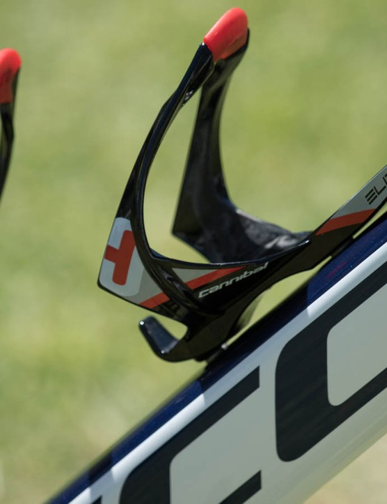 Such a common sight - bottle cages from Elite