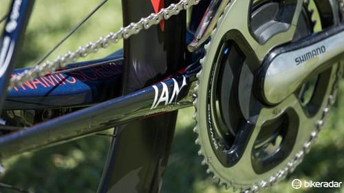 Pro bike: Heinrich Haussler's Scott Foil - BikeRadar