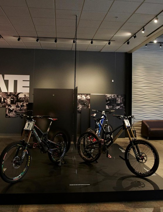 Inside Santa Cruz Bikes' HQ