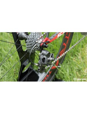Campagnolo Record 11-speed mechanical
