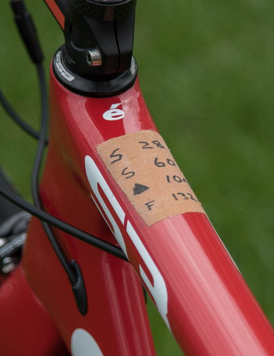 Bobridge knew exctly what he was doing when he won the first stage; the key stage events were written out for him