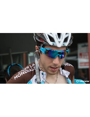 The race radio is perhaps the only wire the SRAM-sponsored Ag2r-Modiale riders may have soon