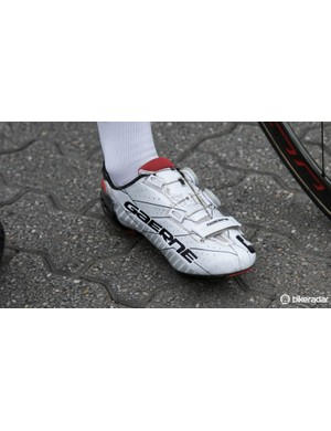 Another Gaerne G.Stilo shoe - this time in the white