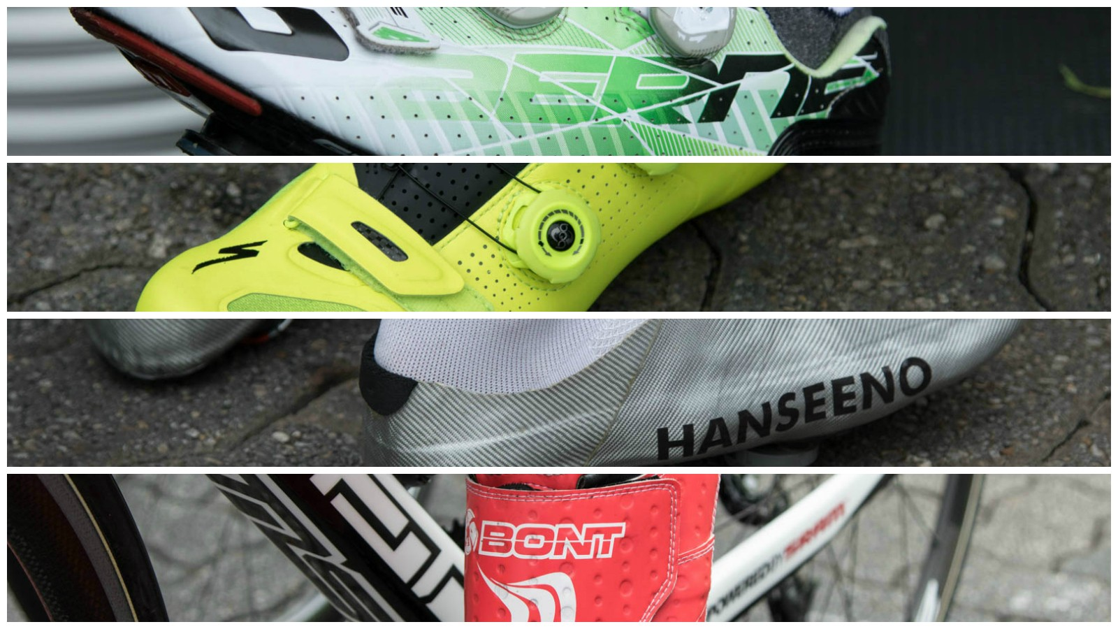 We take a look at the shoes, sunglasses and helmets of the WorldTour