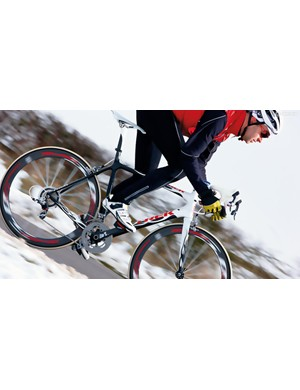 A combination of warm winter cycling kit, good lights and some simple safety tips can enable you to ride through the worst of the winter