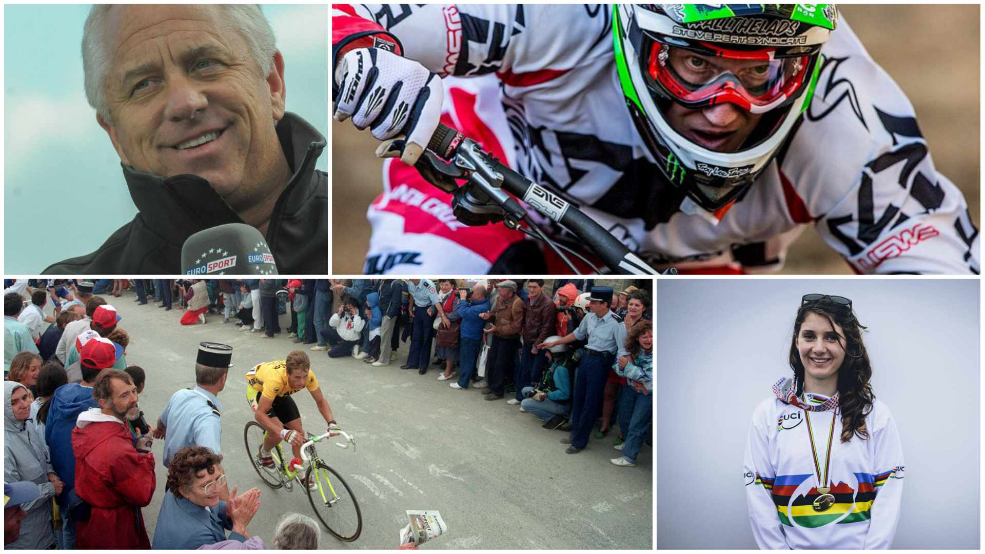 Plenty of stars will be appearing at this year's London Bike Show
