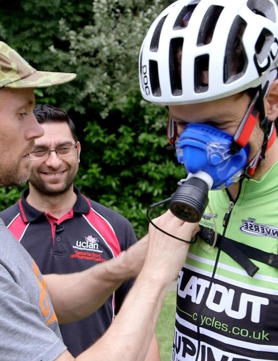 The University of Central Lancashire's Howard Hurst set out to get to the bottom of the MTB wheel size debate