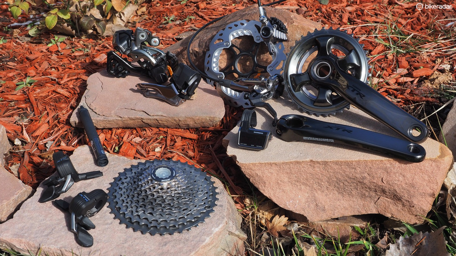 Shimano's XTR Di2 electronic group is arguably the hottest topic in mountain bike gear at the moment - and now we've got a set in our hands for long-term testing