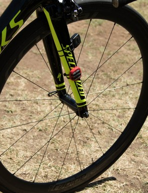 Roval Rapide CLX 40 tubular wheels for Rogers