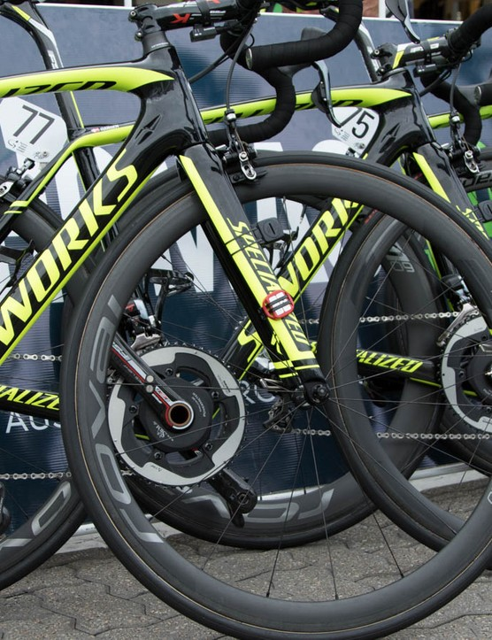 The bright rides of Tinkoff-Saxo
