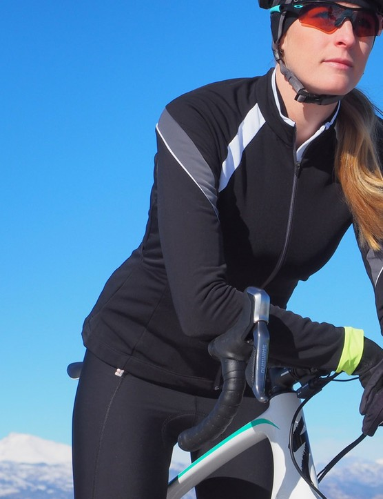 Gore's Power 2.0 Thermo Lady Jersey is the best of the bunch