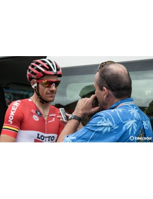 Rupert Guinness interviews Adam Hansen