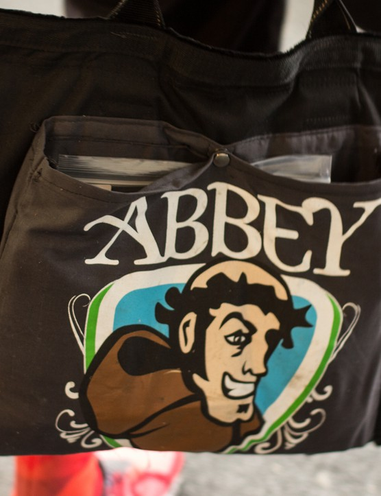 Jeff Crombie is a good friend of Jason Quade, the owner of Abbey Bike Tools