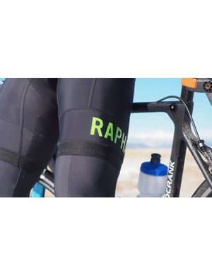 Early Rapha shorts tended to lack compression and shape. The Pro Team Winter Bibs, however, are dialed on both fronts