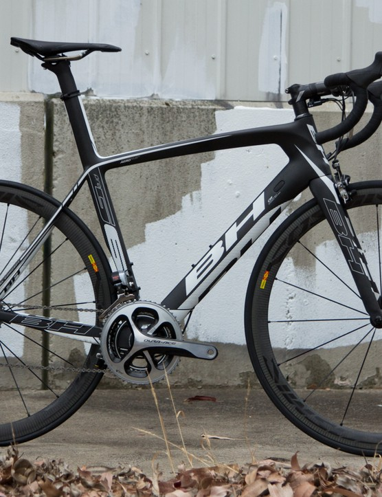 The BH G6 Pro is billed as the Spanish brand's flagship aero racer