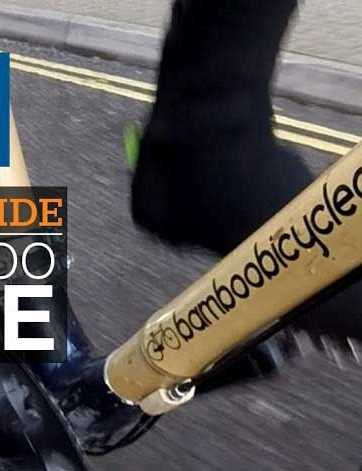 What did we make of this Bamboo Bicycle Club bike? Watch the video and find out