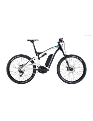 I have a Lapierre Overvolt FS 900 e-bike on the way so I can explore this e-mountain bike phenomenon a little more for myself