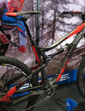 The Zesty features 11-speed XTR…