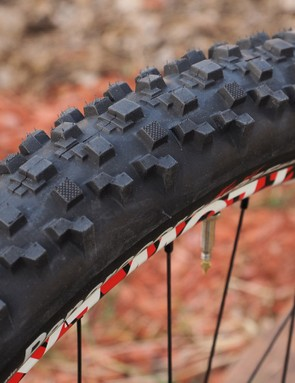 Panaracer has revamped its classic Fire XC Pro tread design, adapting it for the new crop of 27.5in wheels