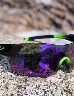 The Smith Pivlock Arena Max sunglasses boast an extra large lens for additional coverage