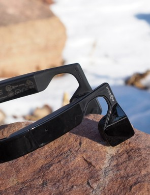 If you love to listen to music while you're riding, consider a set of bone conduction headphones like the Aftershokz Bluez 2, which port sound to your eardrums without blocking out ambient noise