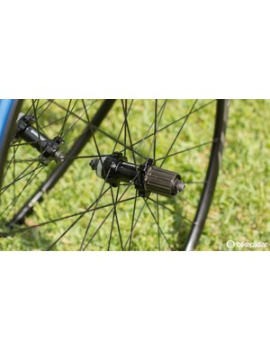 Like the RX830, the RX31 features a 11-speed compatible freehub