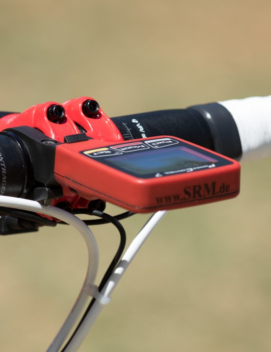 Even the SRM Power control is matched to the frame