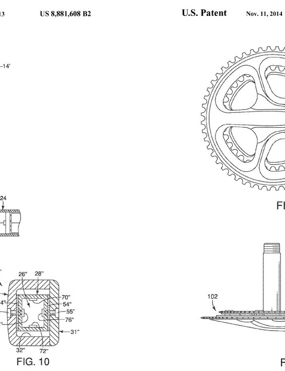 All Shimano's power-meter patents end with the phrase: