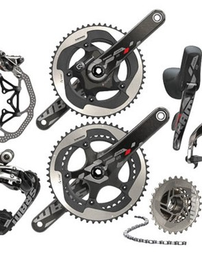 SRAM already has a power meter integrated into its road component offerings