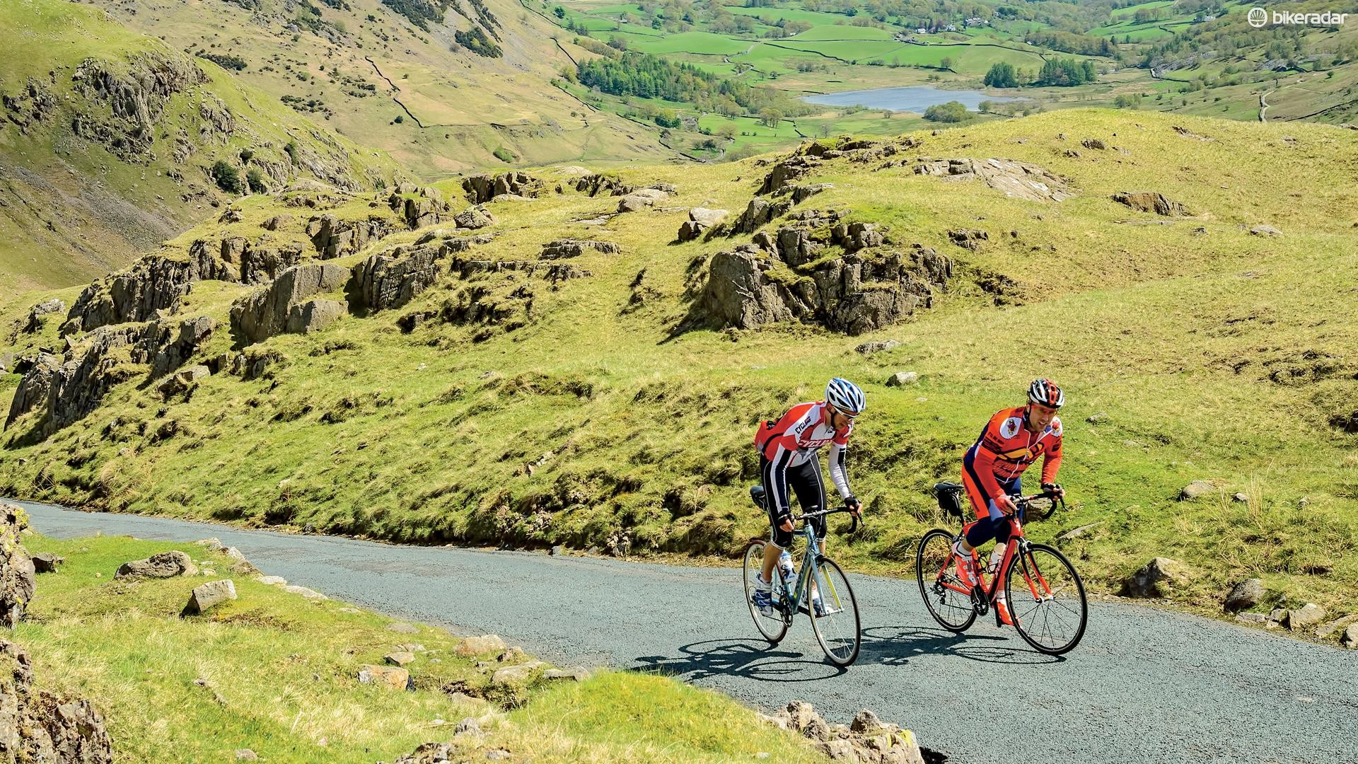 Round off your ride with some interval sessions