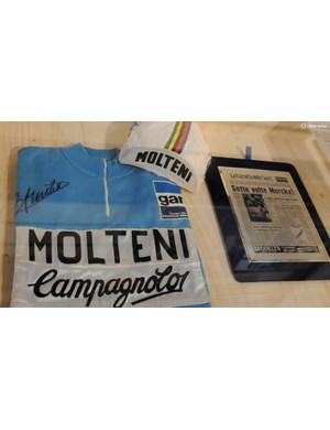 The Molteni - Campagnolo jersey from 1975