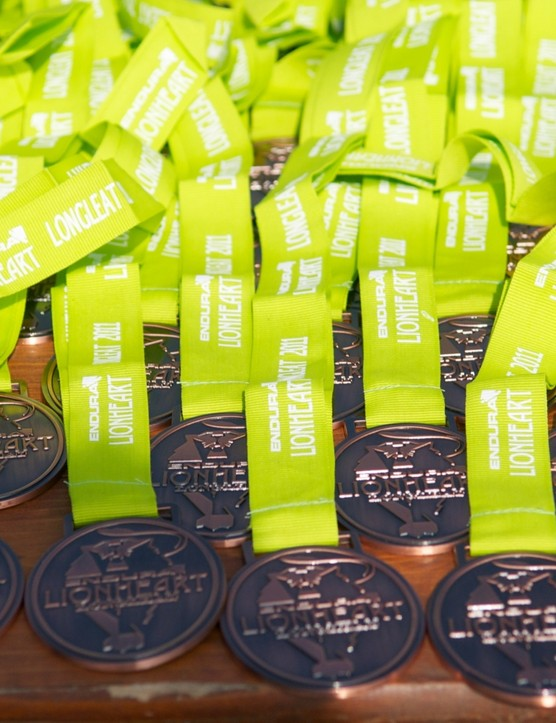 At the end of the day, you'll be taking home one of these - hopefully the first of many