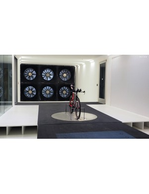Is it a financially sensible decision for a bike company to build its own wind tunnel? Maybe not but company head Mike Sinyard is well known for oftentimes operating on feel