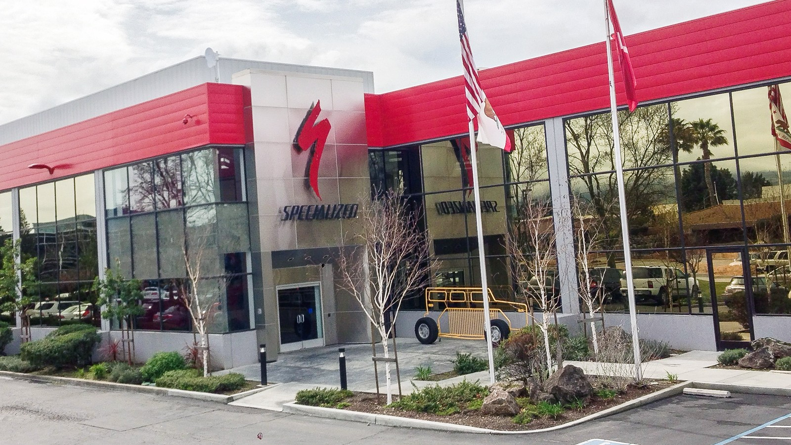 Ever wanted to take a peek inside Specialized? Follow us as we step inside...