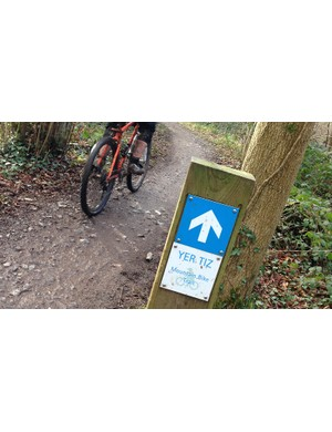 Bristol's got a couple of decent manmade trails but there's plenty more to explore too