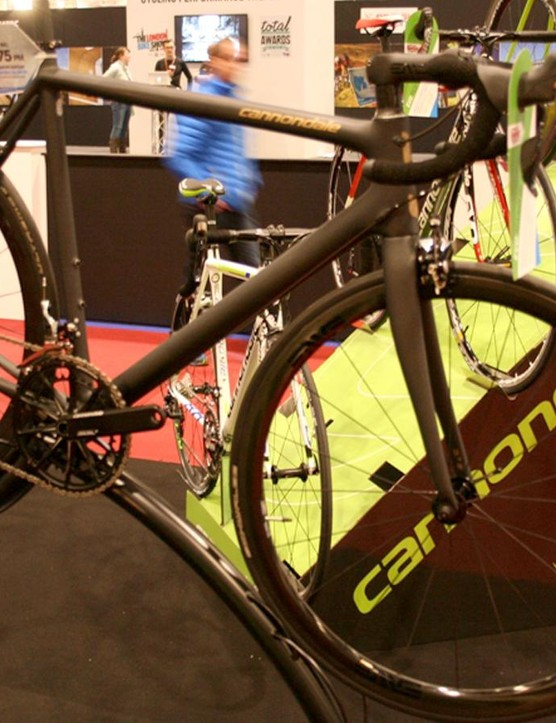 Big brands such as Cannondale will be back at the London Bike Show in 2015