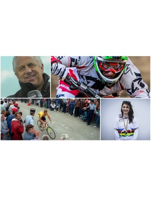 Plenty of stars will be appearing at this year's London Bike Show including multiple Grand Tour winners