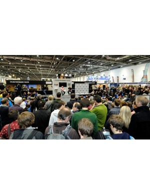It's only one week until the London Bike Show will open to a buzzing bike-hungry public
