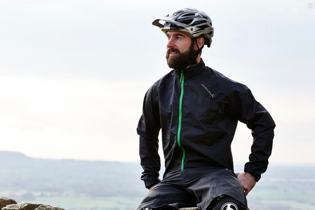 Endura Xtract waterproof jacket