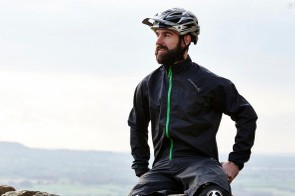 A decent waterproof jacket is vital when out on the trails